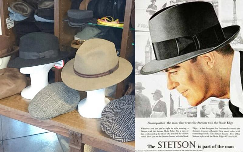 Divatos férfi sapkák és kalap