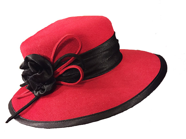 Női gyapjú és nyúlszőr kalapok 316e170d26
